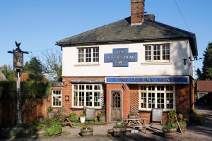 The Queens Head, Tebworth