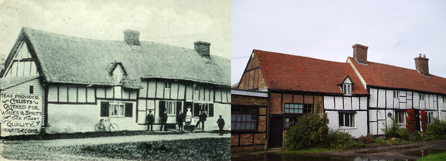 Then & Now - Shoulder of Mutton
