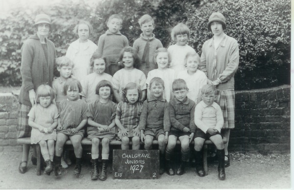 Chalgrave School children (1927)