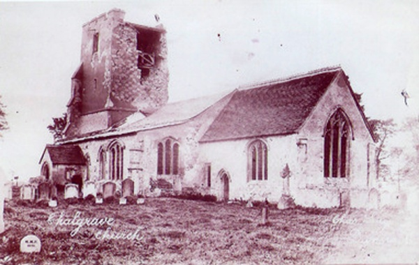 Damage To Chalgrave Church