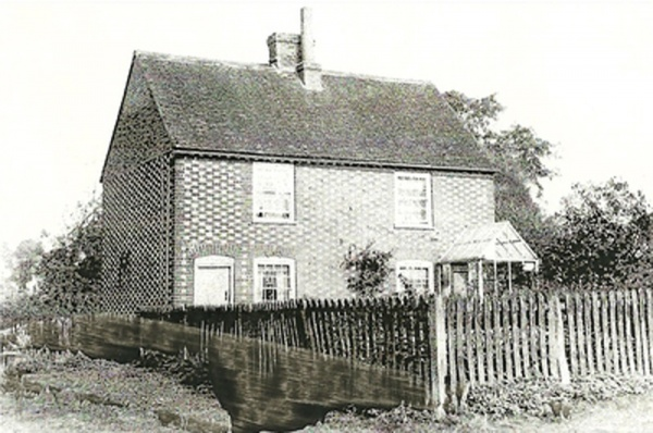 Cottage in Wingfield?