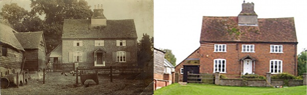 Then & Now - Tithe Farm