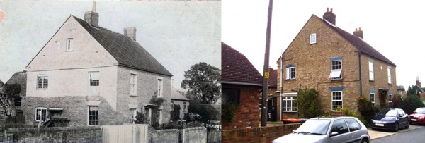 Then & Now - Manor Farm
