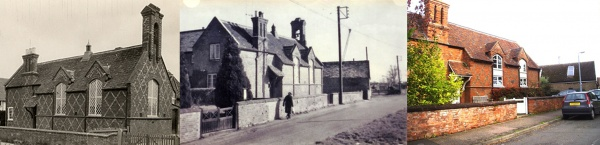 Then & Now - St Mary's School